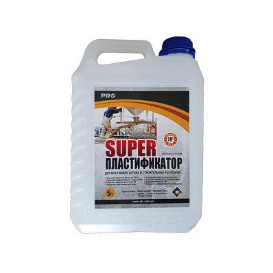 Суперпластификатор ХТС для бетонов и растворов, 10л