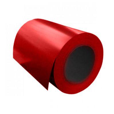 Рулон оцинкованный 0.25ммх1.25м, RAL3005-вишневый