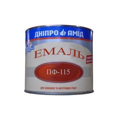 Эмаль ПФ-115 синяя, 2,8кг, Амид ТУ