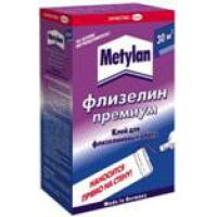 Клей для флизелиновых обоев Флизелин Премиум, 250гр, Metylan