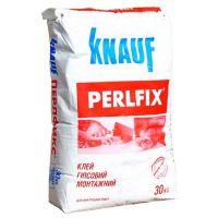 Клей для гипсокартона PERLFIX, 30кг, Knauf