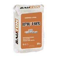 Клей для газобетонаи пенобетона, 25кг, Bauton