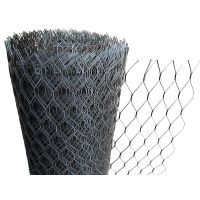 Сетка просечно-вытяжная 25х60х0.6мм хк, 20х1м