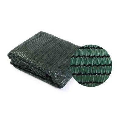 Сетка затеняющая 60% 3х50м, зеленая