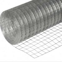 Сетка сварная оцинкованная 25х25х0.7мм