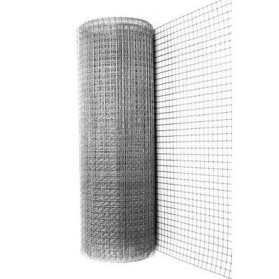 Сетка сварная оцинкованная 12.5х12.5х0.8мм