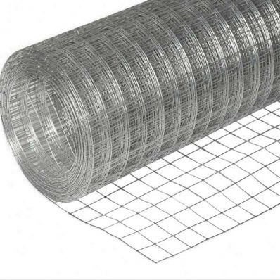 Сетка сварная оцинкованная 25х25х0.55мм