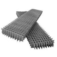 Сетка сварная кладочная 50х50х2.8мм, 0.5х2м, ОБЛ