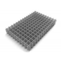 Сетка сварная кладочная 100х100х2.8мм, 1х2м, ОБЛ