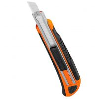 Нож выдвижной Универсал 150мм, 3 лезвия, Truper