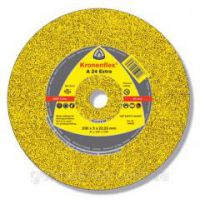Круг шлифовальный A24 Extra по металлу 125х6х22мм, Klingspor