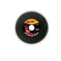 Диск алмазный отрезной Turbo 125х22.2мм универсальный, Sparta