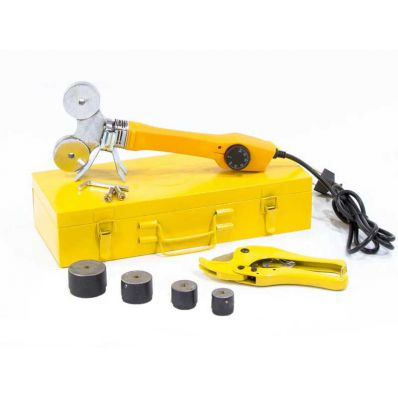 Аппарат для сварки пластиковых труб DWP-750, Denzel