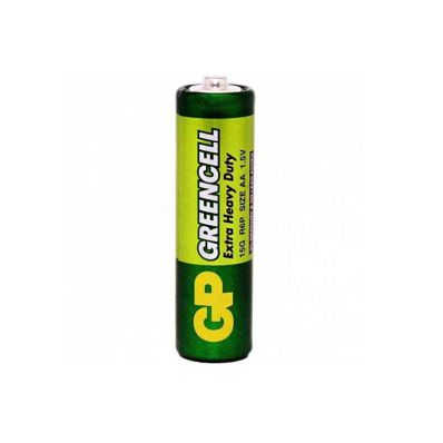Батарейка AA (пальчиковая) 1.5V, Greencell