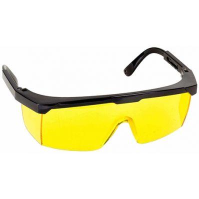 Очки защитные желтые линзы, Werk