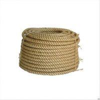 Веревка джутовая 10мм